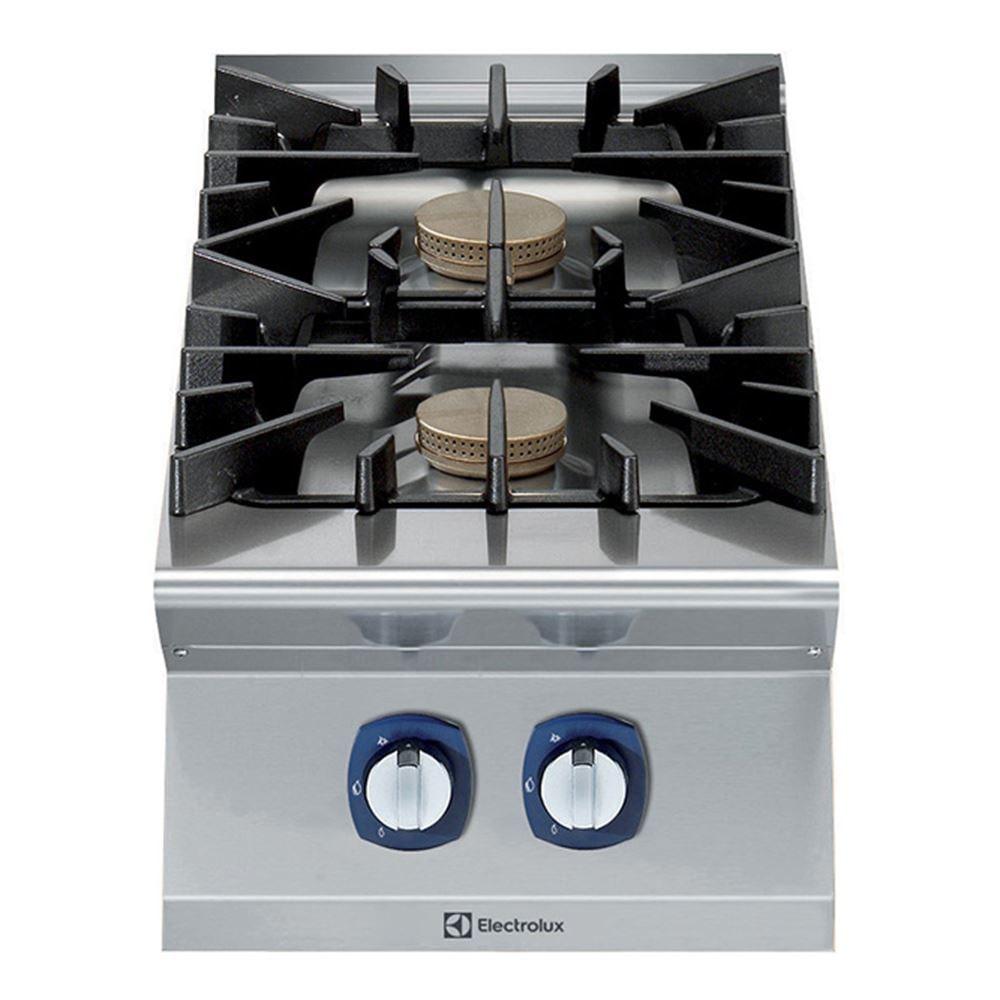 Cucina gas top 2 fuochi (2x10 kw) Electrolux - Dimensioni ...